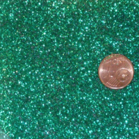 "Paillettes vertes ""Light Metal Green"""