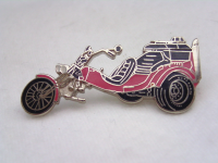 Pin's Trike  Family Pink (Rewaco)